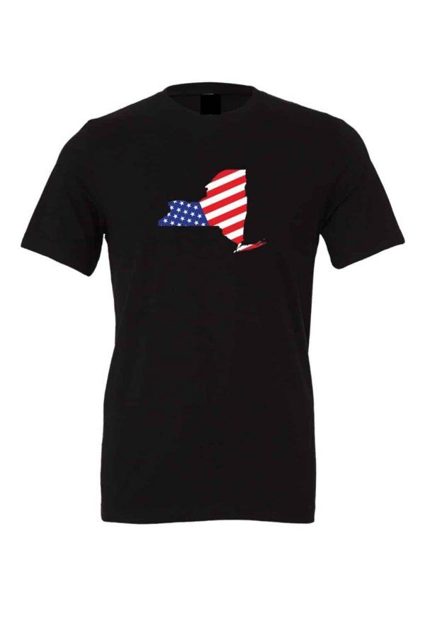 american flag t shirt black 2 2