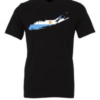 argentinian long island black t shirt 2