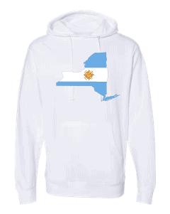 argentinian new york white hoodie 2
