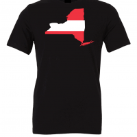 austrian flag black new york t shirt 2