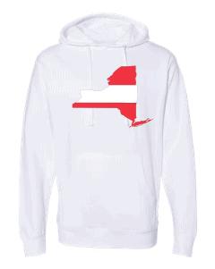 austrian flag white hoodie 3