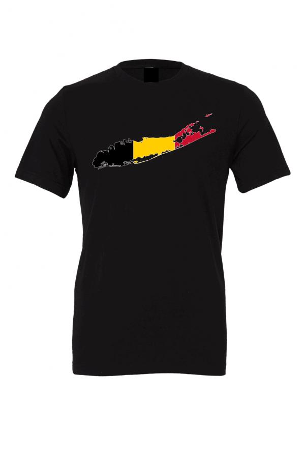 belgium flag long island black t shirt 2