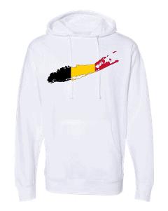 belgium flag long island white hoodie 2