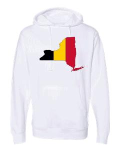 belgium flag new york white hoodie 2