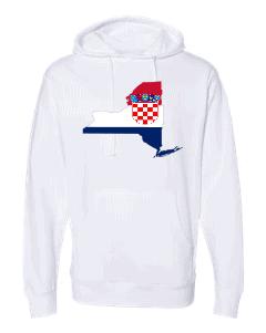 croatian flag new york white hoodie 2