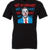 cuomo not my governor clown t shirt black 1 2
