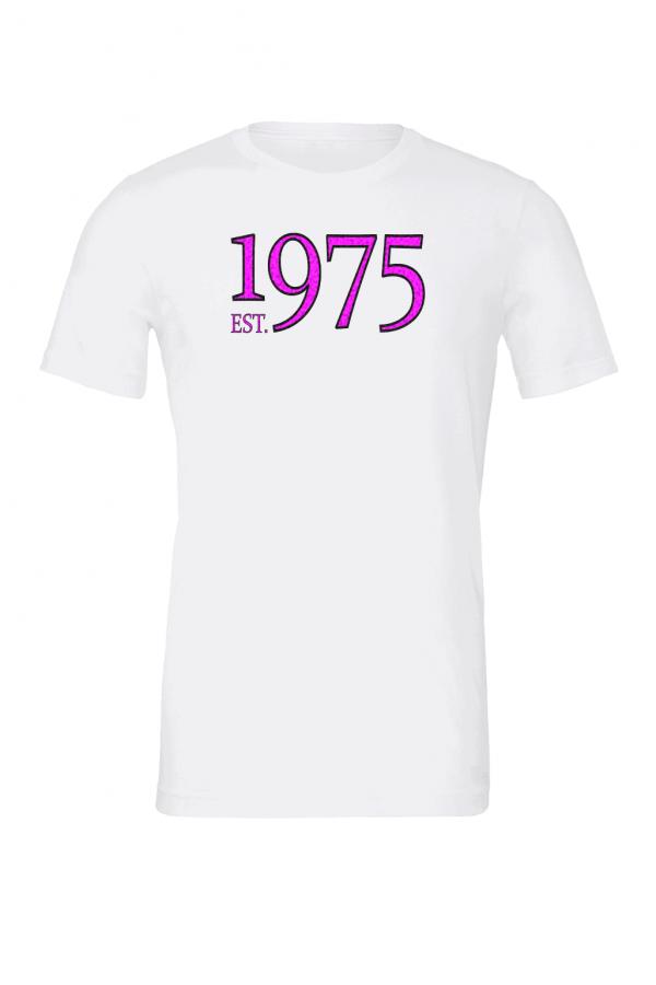 custom birth year t shirt 2