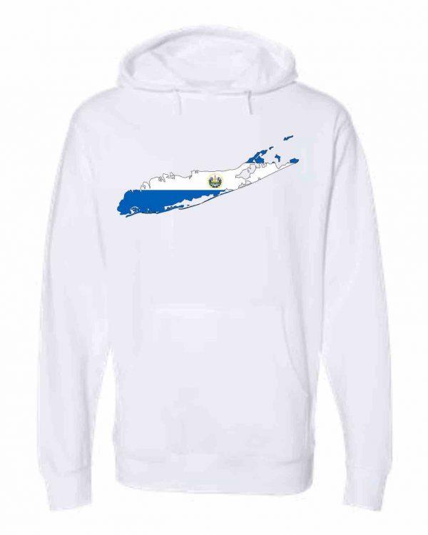 el salvador flag long island white hoodie 1