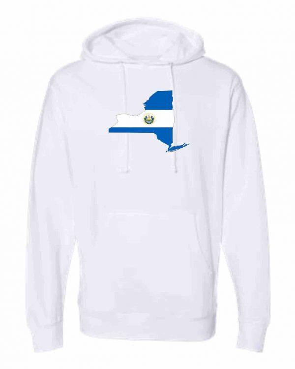 el salvador flag new york white hoodie 1