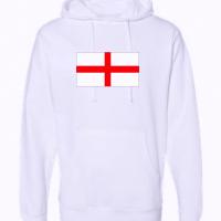 england flag white hoodie 2