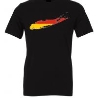 german flag long island black t shirt 2
