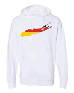 german flag long island white hoodie 2