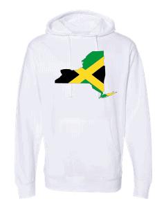 jamaican flag new york white hoodie 2