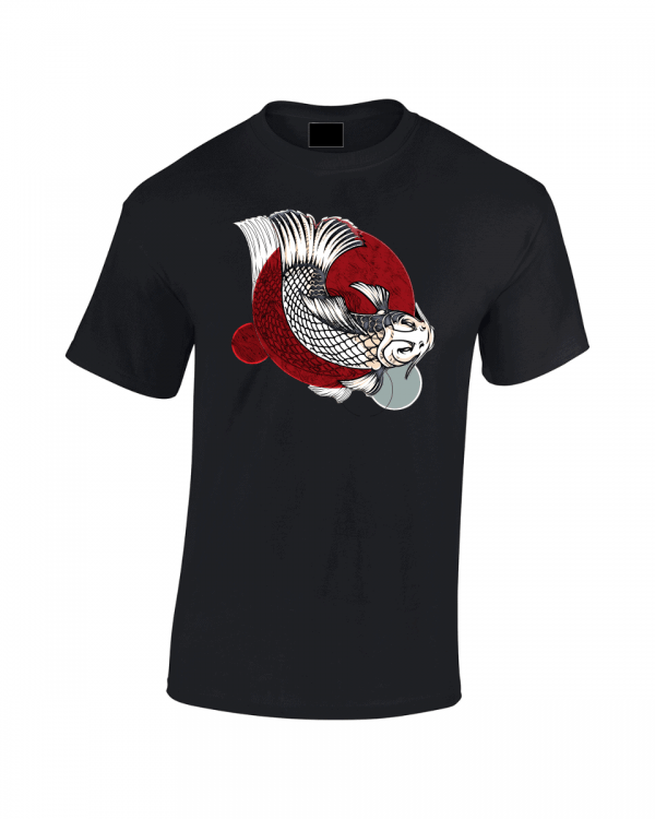 japanese fish t shirt 2