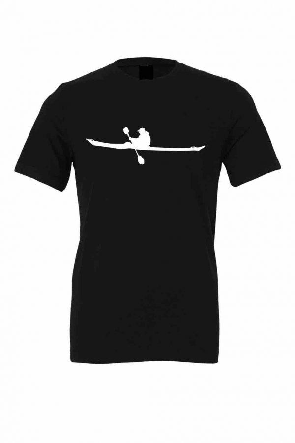 kayak black t shirt 1