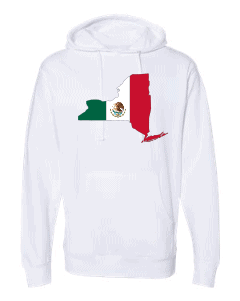 mexican flag new york white hoodie 2