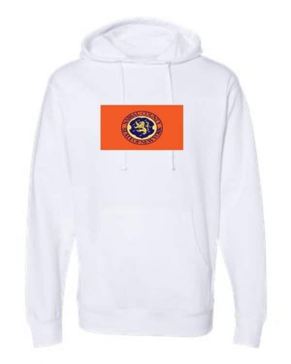 nassau county long island flag white hoodie 1
