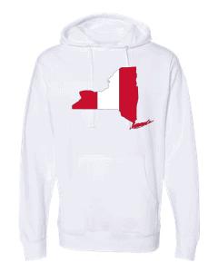 peruvian flag new york white hoodie 2